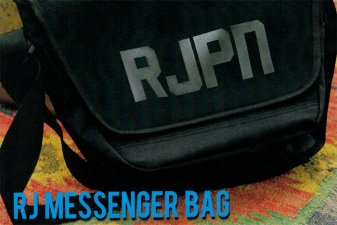 レイドジャパン (RAID JAPAN)<br>RJ MESSENGER BAG