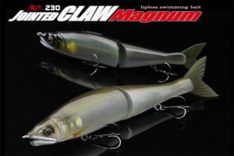GAN CRAFT (ガンクラフト)<br>JOINTED CRAW MAGNUM (ジョインテッドクローマグナム) 230<br>魚矢限定 極カラー