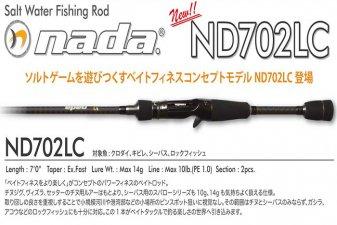 ナダ (nada)<br>ND702LC