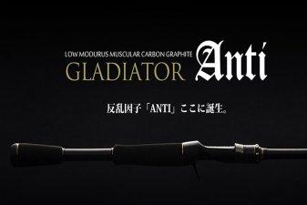 レイドジャパン (RAID JAPAN)<br>GLADIATOR Anti (グラディエーター アンチ)<br>GA-610MC JOKER (ジョーカー)