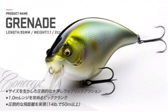 メガバス (Megabass)<br>GRENADE (グレネード)