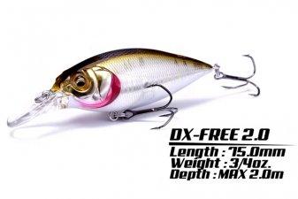 メガバス (Megabass)<br>DX-FREE 2.0 (ディーエックスフリー 2.0)
