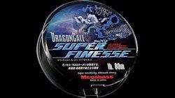 DRAGONCALL スーパーフィネス (フロロライン 80m) 4lb