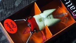 GATTA-X (SP-C) (タービュランス) 鯰カラー グローレッドヘッド