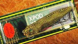 XPOD Jr (SP-C) スポッテッドバグ