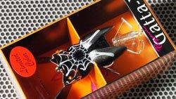 魚矢限定 GATTA-X (SP-C) (タービュランス) ブラックスパイダー