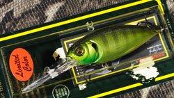 魚矢限定 DEEP-X300 (SP-C) GLX グリーンギル