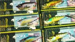魚矢逆輸入 POP-X (USA) 6色コンプリート・フルセット