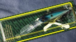 魚矢逆輸入 DEEP-SIX (USA) M THREADFIN SHAD