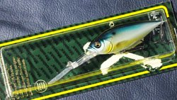 魚矢逆輸入 DEEP-SIX (USA) PM THREADFIN SHAD