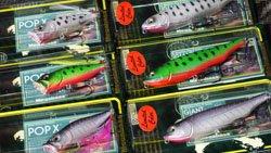魚矢60周年記念限定 POP-X and GIANT DOG-X フルコンプリートセット