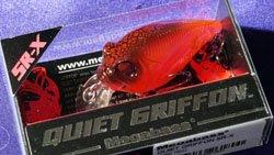 25th 極 & windyside ロゴペイントQUIET GRIFFON SR-X ファイヤーレッド