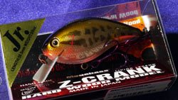 25th 極 & windyside ロゴペイントNEW Z-CRANK Jr (RED LABEL) ライギョ