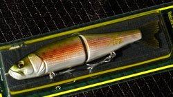 25th 極 & windyside ロゴペイントXS SUPER LIMBERLAMBER (FS モデル) レインボートラウト