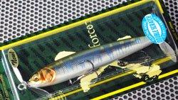 X-PLOSE (ダブルスクラッチ・フローティングモデル) 和銀 オイカワ♀
