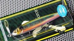 X-PLOSE (ダブルスクラッチ・フローティングモデル) 和銀 オイカワ♂