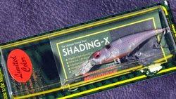 メガバス (Megabass)<br>SHADING-X (シャッディングエックス)<br>(SP-C マエストロ・カスタム・カラー) T ゴーストシャッド