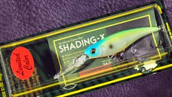 メガバス (Megabass)<br>SHADING-X (シャッディングエックス)<br>(SP-C マエストロ・カスタム・カラー) T ファントムブルーバック