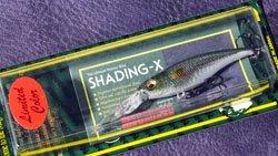 メガバス (Megabass)<br>SHADING-X (シャッディングエックス)<br>(SP-C マエストロ・カスタム・カラー) T リアルシャッド