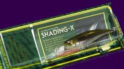 メガバス (Megabass)<br>SHADING-X (シャッディングエックス)<br>ITO ワカサギ