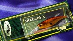 メガバス (Megabass)<br>SHADING-X (シャッディングエックス)<br>コモリンコパーシャッド OB