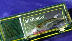 メガバス (Megabass)<br>SHADING-X (シャッディングエックス)<br>ステルスモロコ