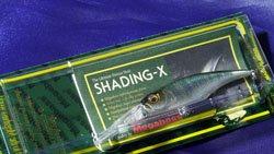 メガバス (Megabass)<br>SHADING-X (シャッディングエックス)<br>和銀 ハス