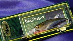 メガバス (Megabass)<br>SHADING-X (シャッディングエックス)<br>和銀 ワカサギ