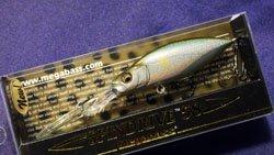 メガバス (Megabass)<br>SPINDRIVE 58 F (スピンドライブ 58 フローティング)<br>セクシーアユ