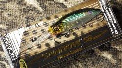 メガバス (Megabass)<br>SPINDRIVE 58 F (スピンドライブ 58 フローティング)<br>HT ジャミ