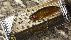 メガバス (Megabass)<br>SPINDRIVE 58 F (スピンドライブ 58 フローティング)<br>シークレットダスト