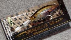 メガバス (Megabass)<br>SPINDRIVE 58 SF (スピンドライブ 58 スローフローティング)<br>GPワカサギ