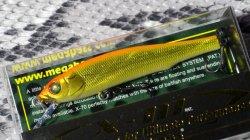 メガバス (Megabass)<br>X-70SP (エックス ナナマル サスペンド)<br>GG バレンシアゴールド