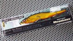 メガバス (Megabass)<br>110 FX Tour Premium (ワンテン エフエックス ツアープレミアム)<br>GG メガバスキンクロ