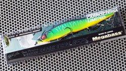 メガバス (Megabass)<br>110 FX Tour Premium (ワンテン エフエックス ツアープレミアム)<br>マットタイガー