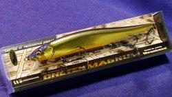メガバス (Megabass)<br>VISION 110 MAGNUM FLOATING (ビジョン ワンテン マグナム フローティング)<br>M シャンパンキンクロ