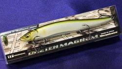 メガバス (Megabass)<br>VISION 110 MAGNUM FLOATING (ビジョン ワンテン マグナム フローティング)<br>PM 紀州アユ