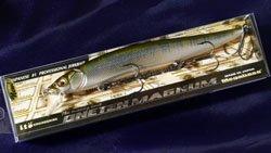メガバス (Megabass)<br>VISION 110 MAGNUM FLOATING (ビジョン ワンテン マグナム フローティング)<br>和銀 コモリンオイカワ♀