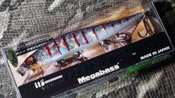 メガバス (Megabass)<br>VISION 110 Jr. (ビジョン ワンテン ジュニア)<br>GS コールドボルト
