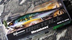 メガバス (Megabass)<br>VISION 110 Jr. (ビジョン ワンテン ジュニア)<br>GS 琵琶ヒガイ