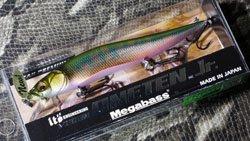 メガバス (Megabass)<br>VISION 110 Jr. (ビジョン ワンテン ジュニア)<br>和銀 オイカワ♂