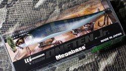 メガバス (Megabass)<br>VISION 110 Jr. (ビジョン ワンテン ジュニア)<br>和銀 ハス