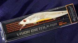 メガバス (Megabass)<br>VISION 110 HF (ビジョン ワンテン ハイフロート)<br>GP ステインリアクション