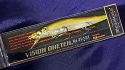 メガバス (Megabass)<br>VISION 110 HF (ビジョン ワンテン ハイフロート)<br>HT ITO テネシーシャッド