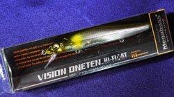 メガバス (Megabass)<br>VISION 110 HF (ビジョン ワンテン ハイフロート)<br>HT アユ