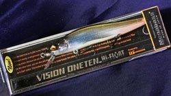 メガバス (Megabass)<br>VISION 110 HF (ビジョン ワンテン ハイフロート)<br>M コスミックシャッド