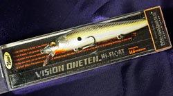 メガバス (Megabass)<br>VISION 110 HF (ビジョン ワンテン ハイフロート)<br>MSS