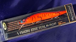 メガバス (Megabass)<br>VISION 110 HF (ビジョン ワンテン ハイフロート)<br>ヴァイパータイガー