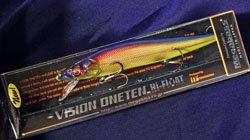 メガバス (Megabass)<br>VISION 110 HF (ビジョン ワンテン ハイフロート)<br>和金リアクト
