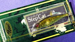 メガバス (Megabass)<br>MARGAY STEPCAT (マーゲイ ステップキャット)<br>アボガドアユ
